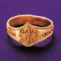 日本に渡った新羅の金製指輪