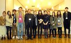 韓国若手作家の支援を