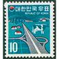 切手に見るソウルと韓国 第75回 韓国の畜産史②