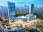 中国成都のロッテタウン工事再開