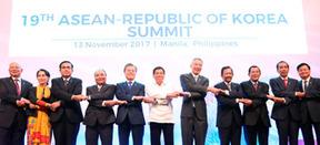 ASEANと協力拡大へ、「未来共同体構想」提示