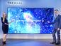 テレビ新革命、146㌅の超大型「ザ・ウォール」8月市販