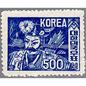 切手に見るソウルと韓国 第93回 李舜臣将軍と朝鮮水軍