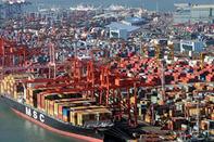 韓国貿易、最速で1兆㌦突破