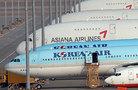 大韓航空、アシアナ航空を買収