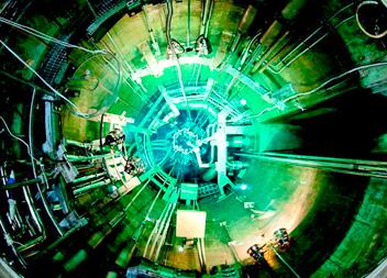 原子炉の画像
