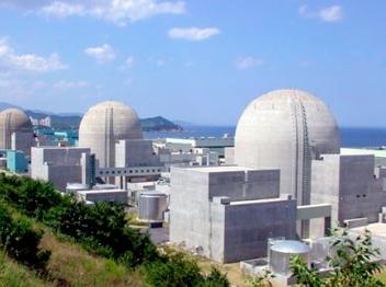 韓国 原子力 発電 所