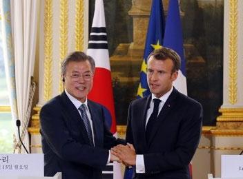 文大統領が欧州首脳外交、韓半島...