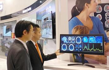 最新の医療用映像機器