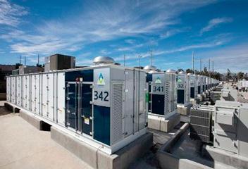 世界最大のESSにバッテリー供給