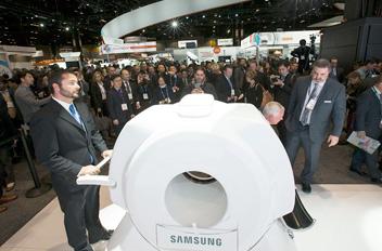 高画質の移動型CTに注目