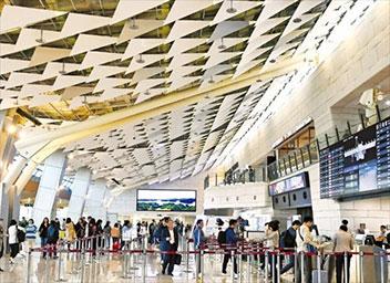 金浦国際空港に新ターミナル