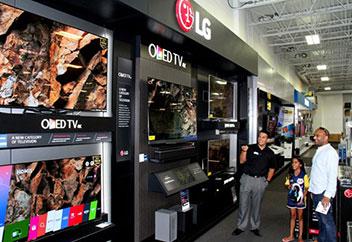 OLEDテレビ累計300万台突破