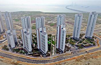 韓国初のゼロエネルギーマンション