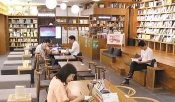 韓国で銀行店舗が変身中
