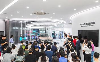 上海に水素ビジョン舘開設