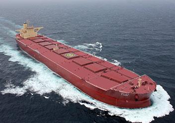 大型船舶を自動運航