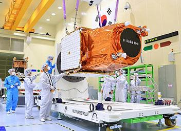 次世代中型衛星3月打ち上げ