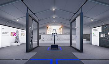 世界初「ロボット社屋」建設